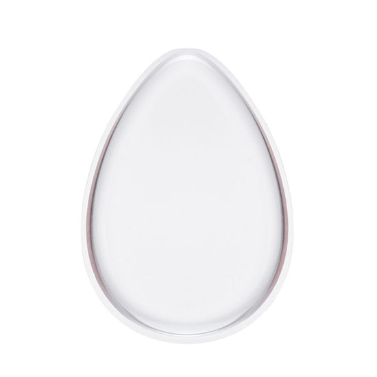 K7010 Silicone Clear Makeup Applicator
