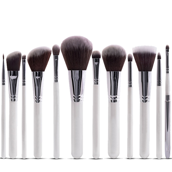 K10076 12 PCS Makeup Brush Set