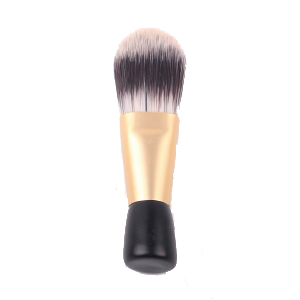 Short Handle Mini Flat Foundation Brush customization contact sales@gmakeupbrushes.com