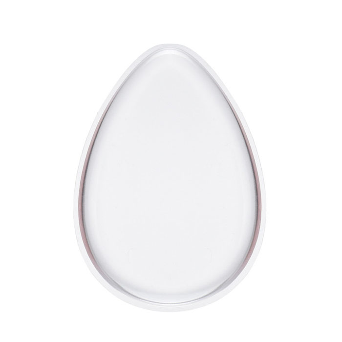 K7010 Silicone Clear Cosmetics Makeup Applicator