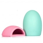 K7006 Silicone Finger Glove Makeup Brush Cleaner