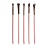 K10064 5 PCS Pink Eye Brush Set